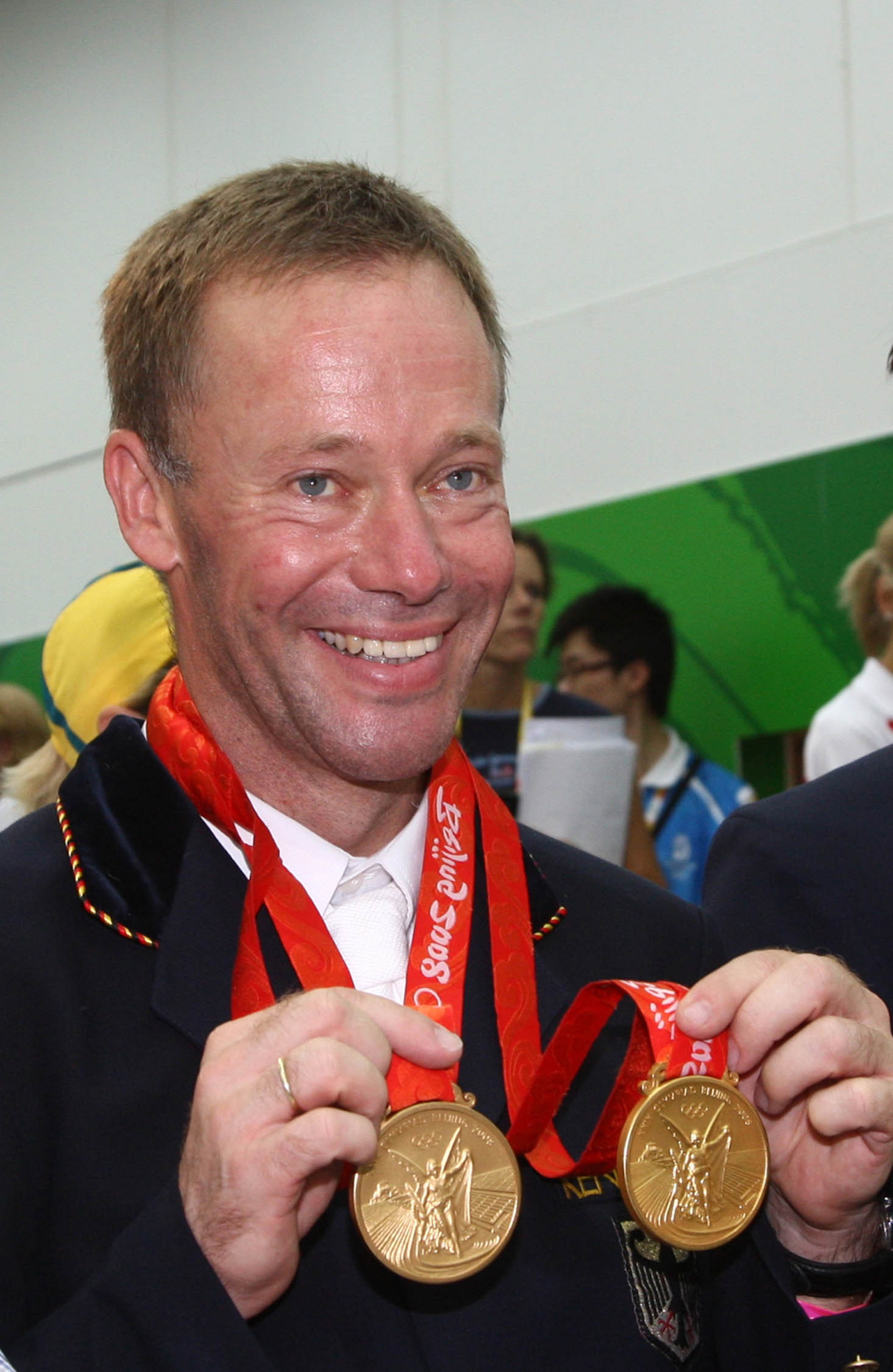 Olympic Medals 11th August P