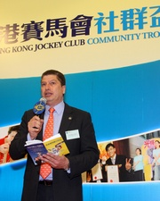 Club Executive Director of Racing Mr William A Nader shares his favourite pick of the Hong Kong Jockey Club Community Trophy race.